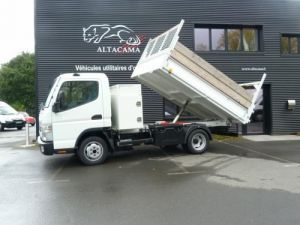 Chassis + carrosserie Mitsubishi Canter Benne arrière 3 C 13 Occasion