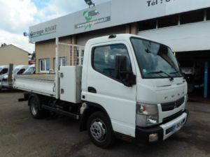 Chassis + carrosserie Mitsubishi Canter Benne arrière 3C13 Occasion