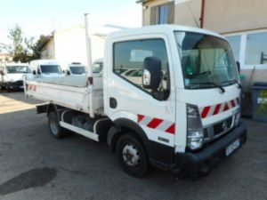 Chassis + carrosserie Nissan Cabstar Benne arrière 35.12 Occasion