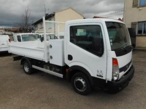 Chassis + carrosserie Nissan Cabstar Benne arrière 35.13 BENNE + COFFRE Occasion