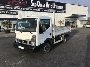 Chassis + carrosserie Nissan Cabstar Benne arrière 35.14 BENNE Occasion