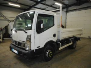 Chassis + carrosserie Nissan Cabstar Benne arrière NT400 35.12 Occasion