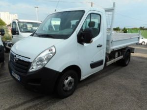 Chassis + carrosserie Opel Movano Benne arrière CDTI 125 Occasion