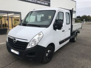 Chassis + carrosserie Opel Movano Benne arrière DCI 165CV Occasion