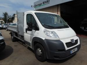 Chassis + carrosserie Peugeot Boxer Benne arrière HDI 130 Occasion