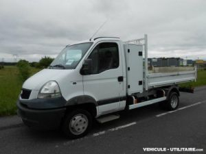 Chassis + carrosserie Renault Mascott Benne arrière 120dxi.35 Occasion