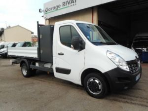 Chassis + carrosserie Renault Master Benne arrière 125 DCI  Occasion