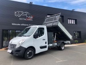 Chassis + carrosserie Renault Master Benne arrière 150CV ROUES JUMELEES BENNE COFFRE Occasion
