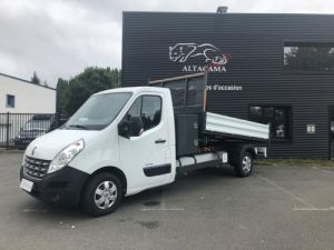 Chassis + carrosserie Renault Master Benne arrière BENNE COFFRE Occasion