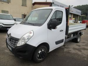 Chassis + carrosserie Renault Master Benne arrière DCI 130 BENNE Occasion