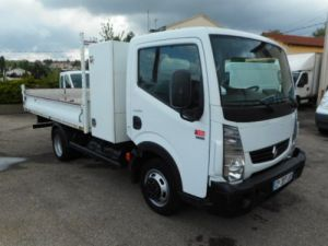 Chassis + carrosserie Renault Maxity Benne arrière 140 DXI Occasion