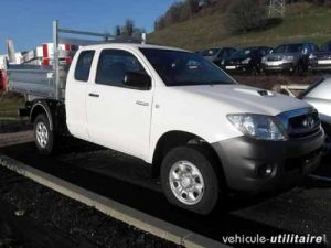 Chassis + carrosserie Toyota Hilux Benne arrière 2.5 D-4D 144 Xtra Cab Occasion