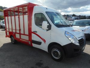 Chassis + carrosserie Opel Movano Betaillère CDTI 125 Occasion