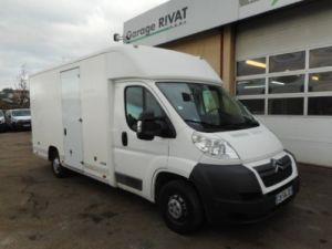 Chassis + carrosserie Citroen Jumper Caisse Fourgon HDI 130CV Occasion