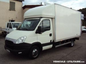 Chassis + carrosserie Iveco Daily Caisse Fourgon 35C15 Occasion