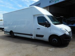 Chassis + carrosserie Renault Master Caisse Fourgon DCI 125 Occasion