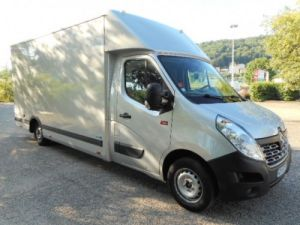 Chassis + carrosserie Renault Master Caisse Fourgon DCI 165 Occasion