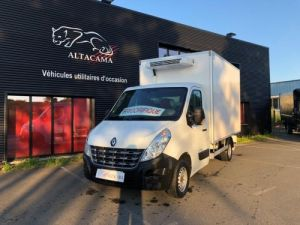 Chassis + carrosserie Renault Master Caisse frigorifique FRIGORIFIQUE CLASSE C RIDEAU AR PORTE LATERALE Occasion