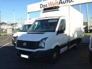 Chassis + carrosserie Volkswagen Crafter Caisse frigorifique Crafter Chassis 50 SC L2 TDI 143 Occasion
