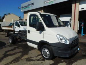 Chassis + carrosserie Iveco Daily Chassis cabine 35C13 Occasion