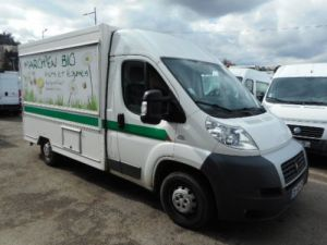 Chassis + carrosserie Fiat Ducato Magasin - Vente detail Occasion