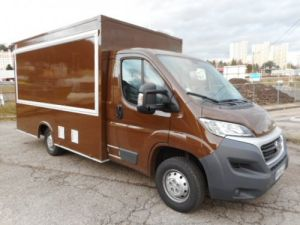 Chassis + carrosserie Fiat Ducato Magasin - Vente detail HDI 115 Occasion