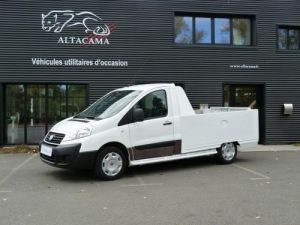 Chassis + carrosserie Fiat Scudo Plateau PICK UP  Occasion