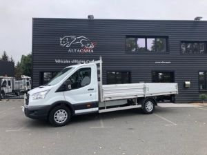 Chassis + carrosserie Ford Transit Plateau PLATEAU LONG 170 CV CROCHET Occasion