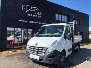 Chassis + carrosserie Renault Master Plateau + grue PLATEAU GRUE HIAB Occasion