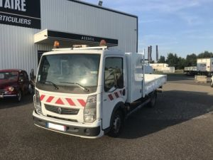 Chassis + carrosserie Renault Maxity Plateau + grue 130.35  Occasion