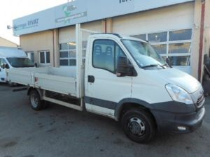 Chassis + carrosserie Iveco Daily Plateau 35C13 Occasion