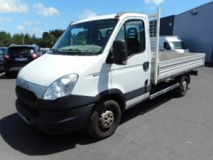 Chassis + carrosserie Iveco Daily Plateau 35S11 Occasion