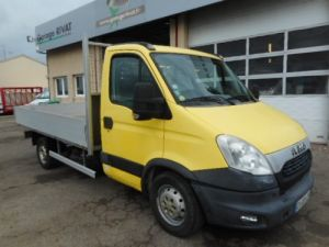 Chassis + carrosserie Iveco Daily Plateau 35S13 PLATEAU 3.50M Occasion