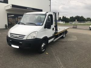 Chassis + carrosserie Iveco Daily Plateau porte voiture 35C15  Occasion