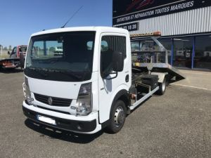 Chassis + carrosserie Renault Maxity Plateau porte voiture 130CV CLIM CARTE BLANCHE  Occasion