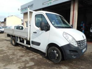 Chassis + carrosserie Renault Master Plateau 125 DCI  Occasion