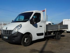 Chassis + carrosserie Renault Master Plateau DCI 125 Occasion