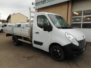 Chassis + carrosserie Renault Master Plateau DCI 125 RJ Occasion
