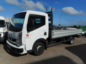 Chassis + carrosserie Renault Maxity Plateau 130 DXI Occasion