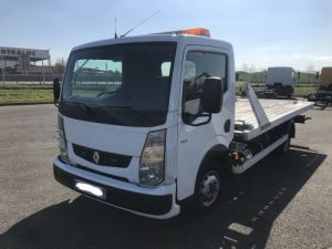 Chassis + carrosserie Renault Maxity Porte engins 150CV CARTE BLANCHE  Occasion