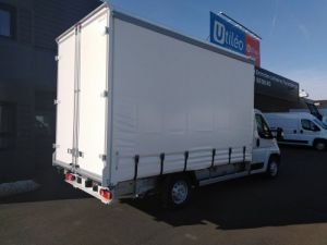 Chassis + carrosserie Fiat Ducato Rideaux coulissants PACK PRO NAV Neuf