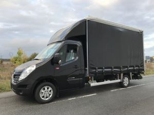 Chassis + carrosserie Renault Master Rideaux coulissants 165dci.35  Neuf