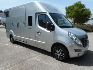 Chassis + carrosserie Renault Master Van à chevaux DCI 150 VAN BARBOT Occasion