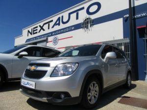 Chevrolet Orlando 1.4T 16V LT+ BVA Occasion