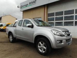 Commercial car Isuzu D-Max 4 x 4 SPACE SOLAR 163 BA Occasion
