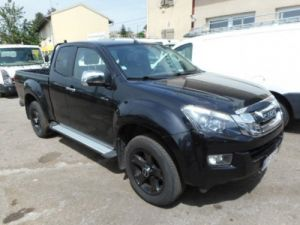 Commercial car Isuzu D-Max 4 x 4 SPACE SOLAR 163 BOITE AUTOMATIQUE Occasion