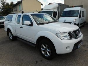 Commercial car Nissan Navara 4 x 4 KING CAB 190 Occasion