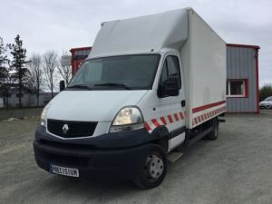 Commercial car Renault Mascott Box body + Lifting Tailboard 3.0 dci 160 hayon 20m3 Occasion