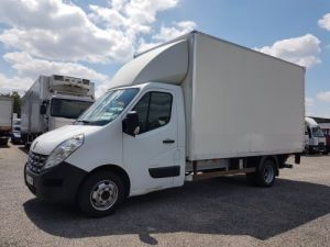 Commercial car Renault Master Box body + Lifting Tailboard 150dci.35 CC L3 PMJ Occasion