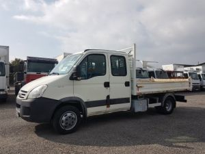 Commercial car Iveco Daily Double Cab Back Dump/Tipper body 35 C 12 - 2.3 hpi DOUBLE CABINE + BENNE Occasion